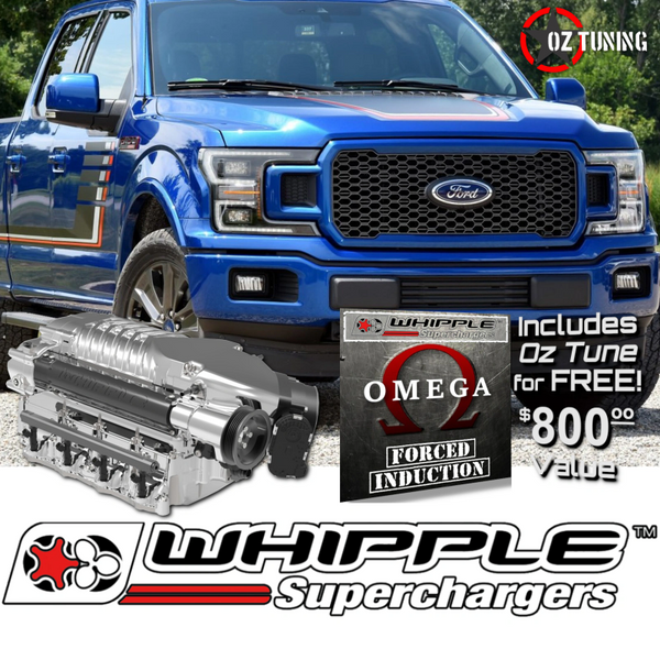 Whipple 2.9L Supercharger Stage 2 - 2018+ F150 5.0L