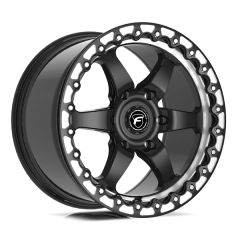 FORGESTAR D6 Beadlock Drag Racing Wheel 17x10