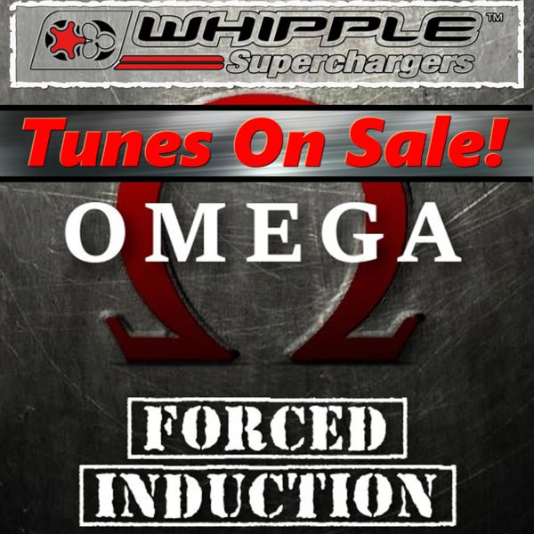 Oz Tuning - 2015-20 F150 5.0 - Forced Induction Tune - Whipple Superchargers