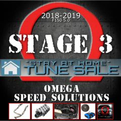 Omega Speed Solutions STAGE 3 - 2018-2020 F150 5.0L