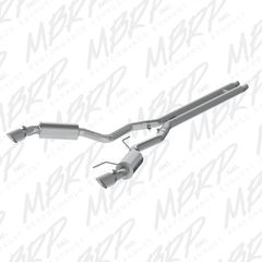 """MBRP XP Series 3"""" Cat-Back - STREET VERSION - 2015-2017 Ford Mustang GT 5.0L"""