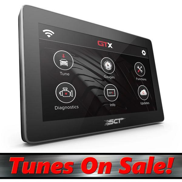 SCT GTX Performance Tuner & Monitor - 12-17 F150