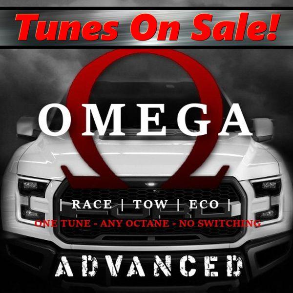 15-17 F150 5.0 - Omega Tune - Advanced Mods