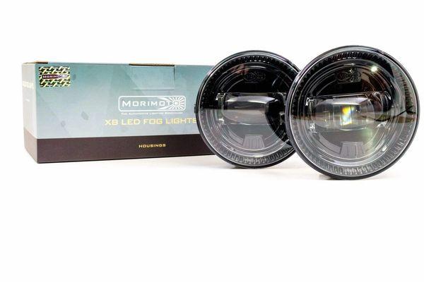 MORIMOTO XB LED Projector Fog Lights (2007-2014) Ford F150 LF131