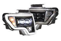MORIMOTO XB LED Headlights (2009-2014) FORD F150