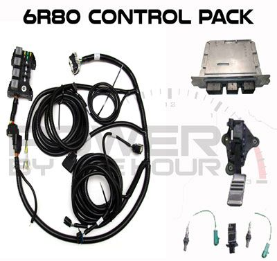 PBH Gen 1 6R80 Control Pack for 2011-14 Coyote Swaps