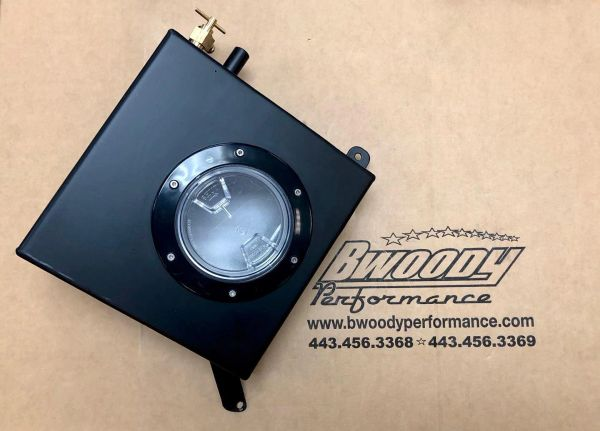 BWoody Whipple Coolant Reservoir - 2015+ F-150