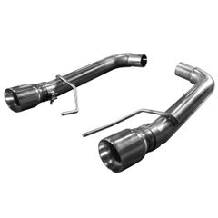 "KOOKS OEM To 3"" Axle-Back MUFFLER DELETE Exhaust - 2015-17 Mustang GT 5.0L"