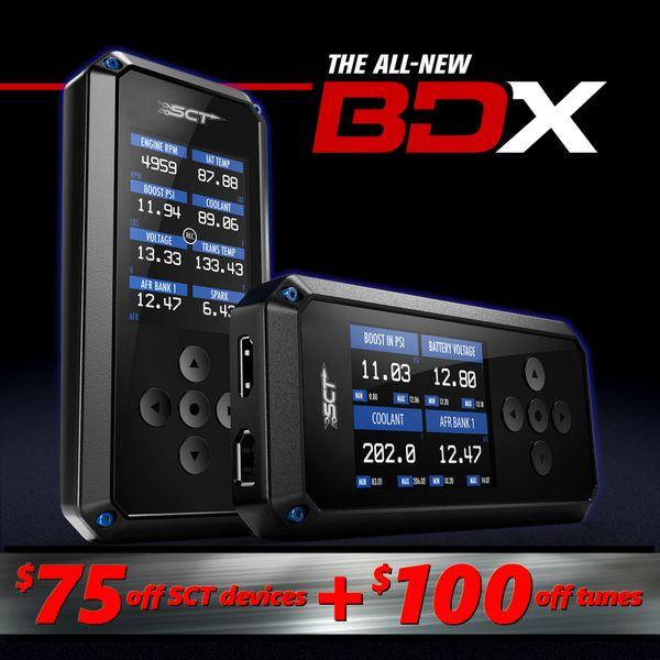 SCT - BDX Programmer/Tuner - Ford