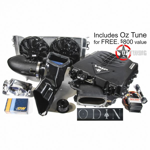 VMP Performance ODIN Supercharger Kit - 2015-2017 F-150