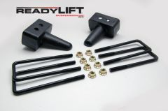 READY LIFT REAR BLOCK 4'' KIT for 2004-2019 F150 2WD/4WD