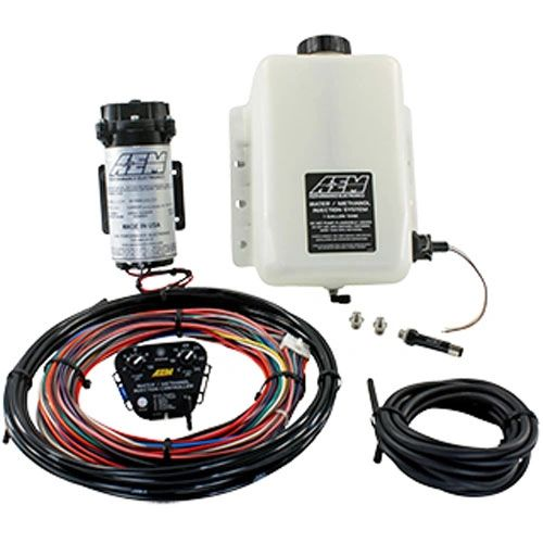 AEM Water/Methanol Injection Kit With Standard Controller - For Internal MAP With 35psi Max