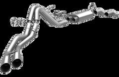 MAGNAFLOW - Dual Side Exit Exhaust - 2011-2014 F150 5.0L
