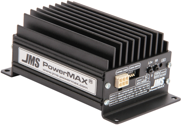 JMS POWERMAX V2 • FUELMAX • PLUG & PLAY (SINGLE) FUEL PUMP VOLTAGE BOOSTER -2009-2014 F150