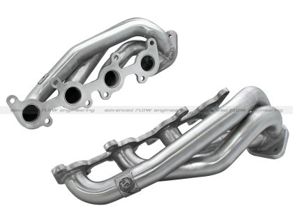 AFE POWER Twisted Steel Headers SS-409 - 2011-2014 F150 5.0L