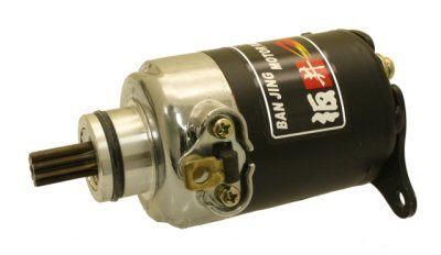 Ban Jing High Torque GY6 Starter Motor