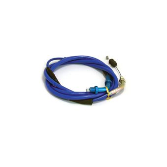 """NCY Throttle Cable (76""""); GY6, QMB139"""