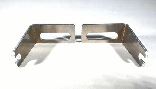 2 sets of LED Light Bracket for Front Forks