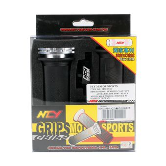 NCY Throttle & Grip Set