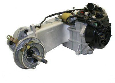 150cc GY6 4-stroke Long-Case Engine