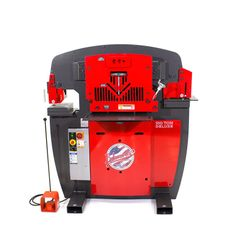 Edwards Jaws 100 ton Deluxe Ironworker