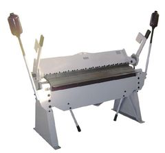 GMC 4 X 12 GAUGE BOX PAN BRAKE MODEL BB-412-6HD