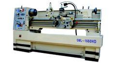 "GMC 16"" Heavy Duty Gap Bed Lathes"