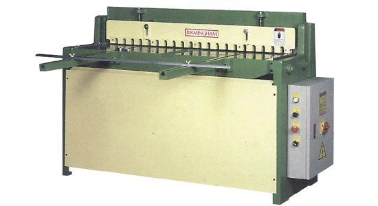 Birmingham Hydraulic Shear H 5210 New And Used Machinery