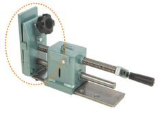 Ellis Pipe Clamp Attachment with Screw Type Vise