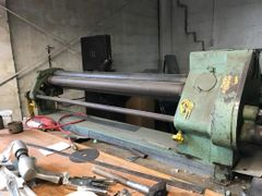 Used Pexto 4' X 18 Gauge slip roll
