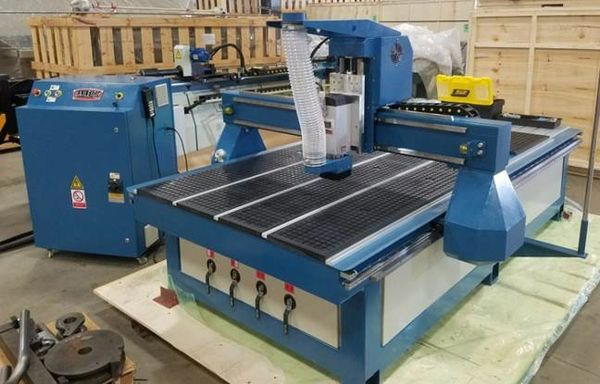 Baileigh Cnc Routing Table Wr 84v