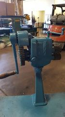 Used Pexto 0585 Hand Crank Machine