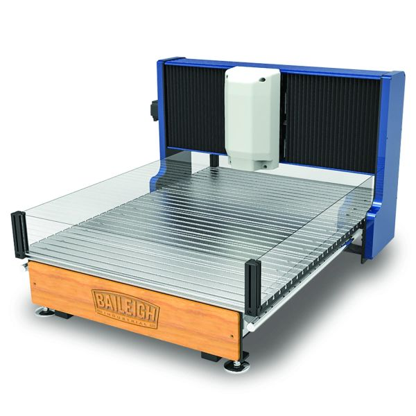 Cnc Router Table >> Baileigh Desktop Cnc Router Table Dwr 2720