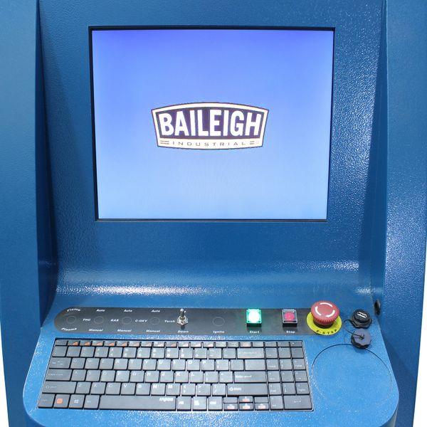 Baileigh Pt 105hd W Cnc Plasma Table