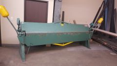 Used Tin Knocker Model 1016 Straight Brake