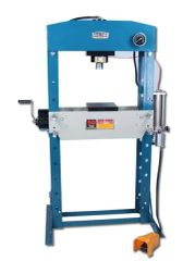 Baileigh Air/Hand Operated H-Frame Press HSP-50A