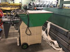 Insulation blower machine