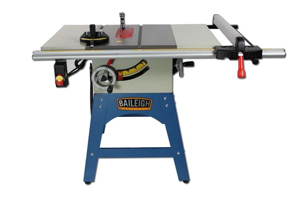 Baileigh Contractor Table Saw Ts 1040c