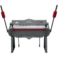 JET BPF-1248 48 in. x 12 Gauge Floor Model Box & Pan Brake