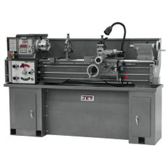 JET GHB-1340A Lathe with CBS-1340A Stand