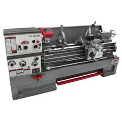 JET GH-1660ZX 16 in. x 60 in. 7-1/2 HP 3-Phase ZX Series Large Spindle Bore Lathe