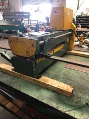 Used Tin Knocker 1624 Slitter