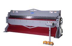 "GMC HBB-0810NC. 8'x10Ga, 48"" NC table back gauge"