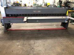 Used Niagara 1010 Mechanical Shear