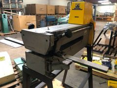 Used Wilder 1624 Slitter and Stand