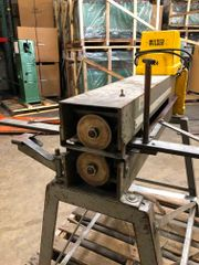 Used Wilder 2024 Slitter and Stand 20 gauge