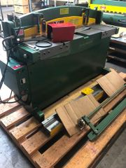 Used Tin Knocker H1652 Hydraulic Shear
