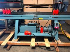 Used Lockformer 10ft Duct Notcher