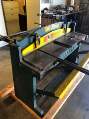 Used Pexto 1652 Foot Shear