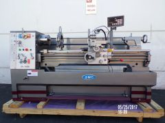 "GMC 16"" Heavy Duty Gap Bed Lathes MDL GML-1660HD"
